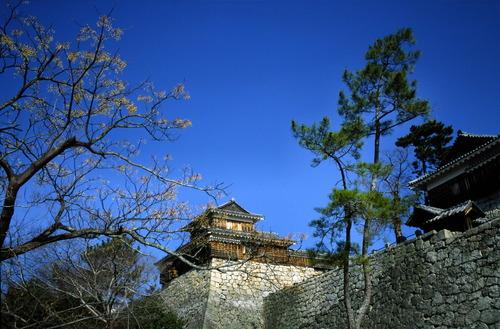 matsuyama_castle_1